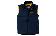 JACK WOLFSKIN Kids Lakota Vest night blue